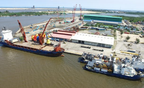 LADOL's Integration Facility for Egina FPSO is Ready