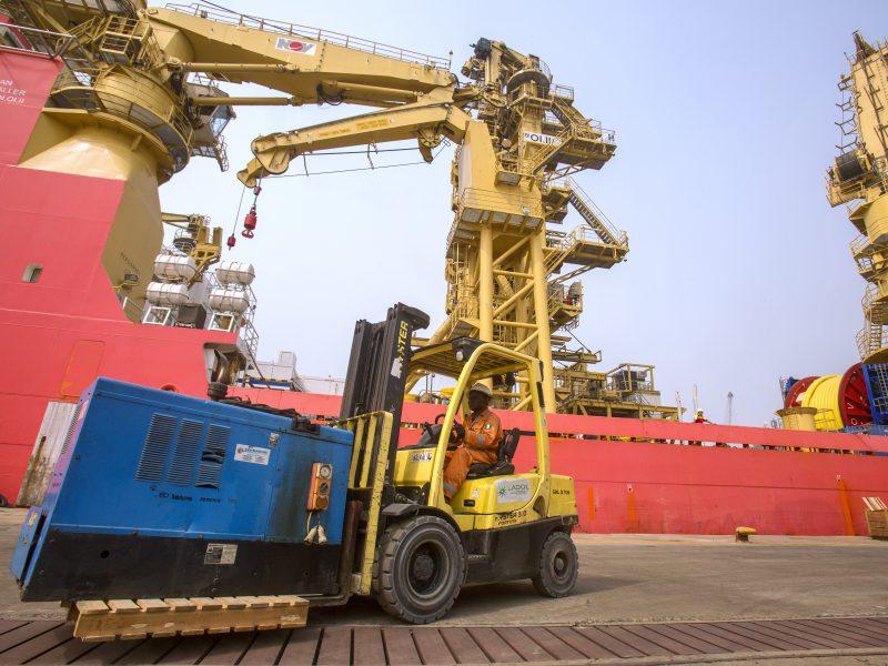 LADOL | Lagos Deep Offshore Logistics Base | Lagos Deep