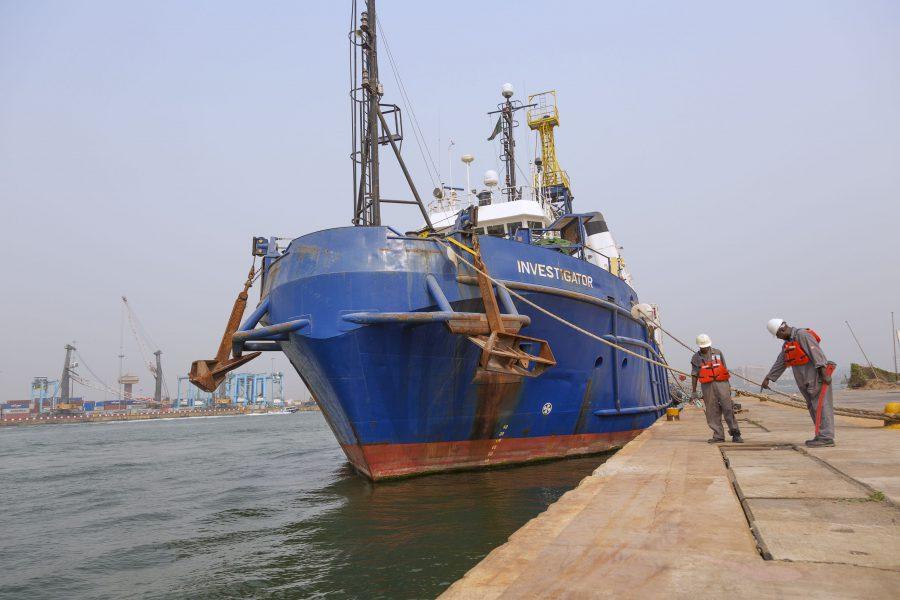 NPA Ends Era of Monopoly at Ports