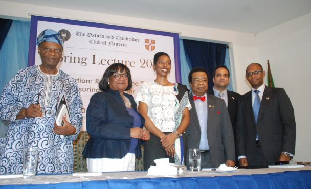 LADOL sponsors The Oxford and Cambridge Club of Nigeria Spring Lecture 2016.