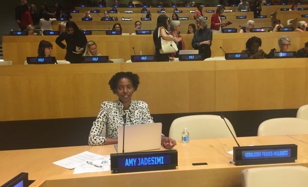 LADOL CEO Gives Speech at UN General Assembly