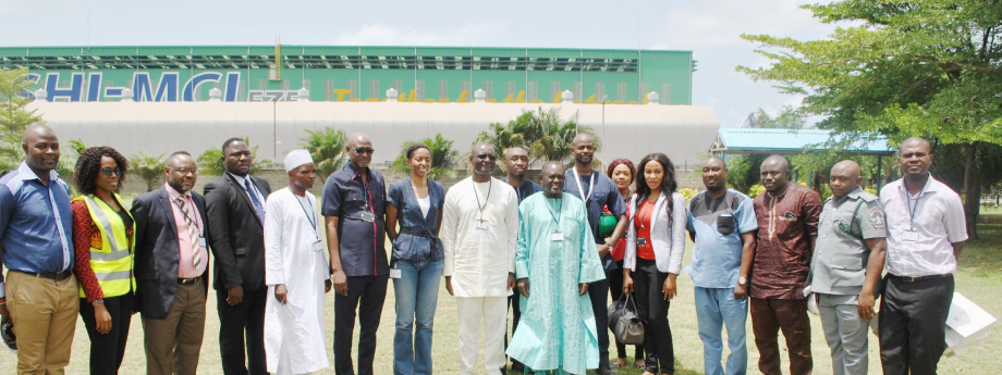 MD of NEPZA Visits LADOL