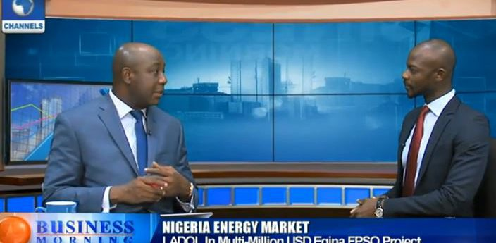 Channels TV Interviews LADOL Executive