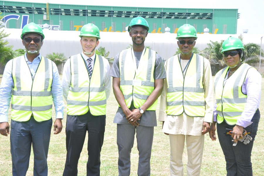 Delegation From The Society of Petroleum Engineers Visits LADOL