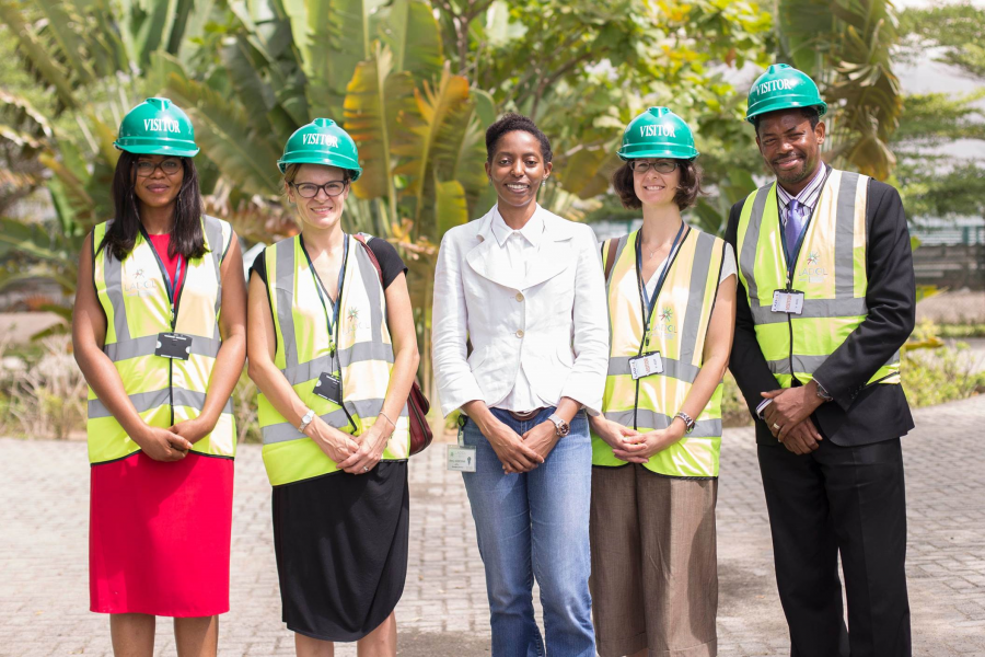 British High Commission Visits LADOL Free Zone