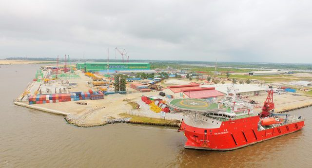 LADOL continues to mark milestones as deepwater port