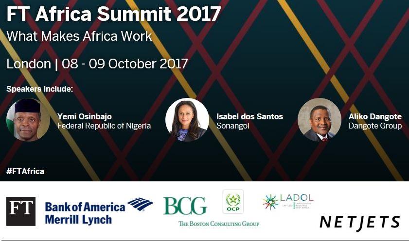 LADOL Sponsors FT Africa Summit 2017