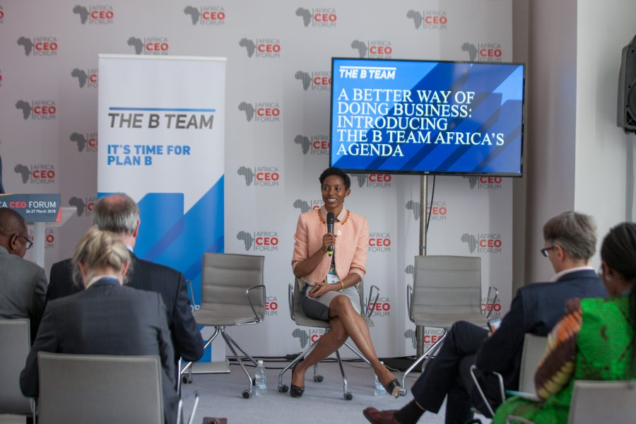 LADOL MD, Dr. Amy Jadesimi, Joins B Team Africa