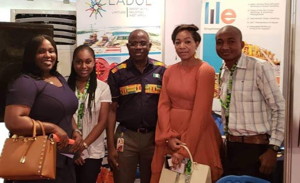 Shell Nigerian Content Exhibition Day 2018
