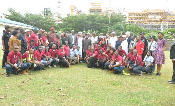 LADOL Becomes First Company In West Africa To Get ISO 45001, ISO 9001, ISO 14001 Certification