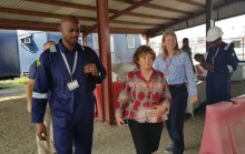 New British High Commission Visit to Ladol Free Zone hosted by Mr Jide Jadesimi