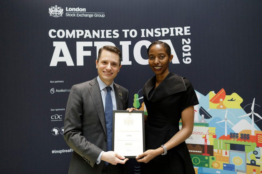 London Stock Exchange Selects LADOL as a Company to Inspire Africa