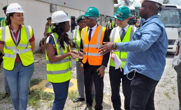 World Customs Organization Visits LADOL