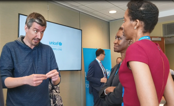 Managing Director of LADOL Joins UNICEF Inaugural Advisory Group
