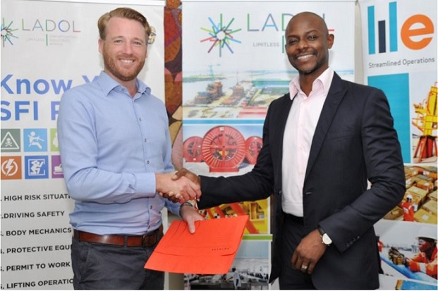 LADOL and Mammoet sign collaboration agreement